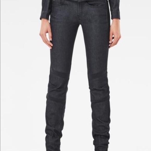 5ab7184dfed G-Star Jeans | Gstar Motac Deconstructed 3d Mid Skinny | Poshmark